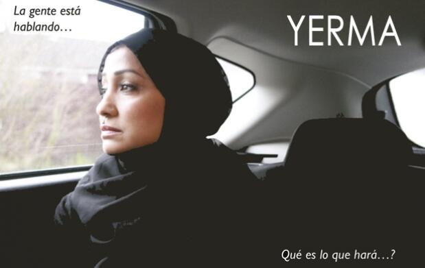 Entradas para el espectáculo 'Yerma'