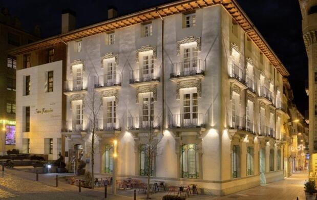 3 Días, Hotel San Ramón del Somontano 4*