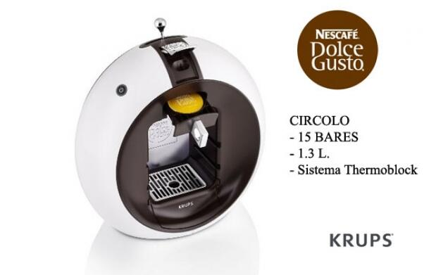Cafeteras Krups Nescafé Dolce Gusto