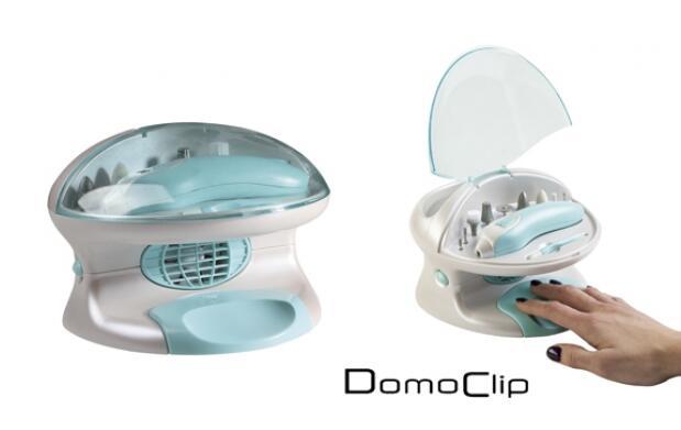 Set de manicura y pedicura DomoClip