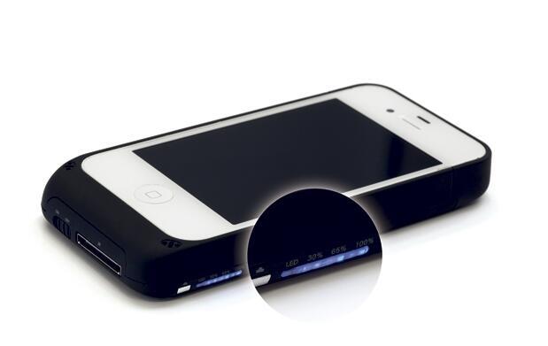 Más batería para tu Iphone