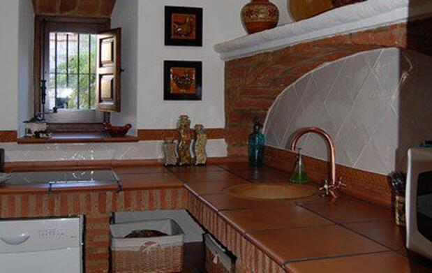 Casa rural en Los Pedroches para 8