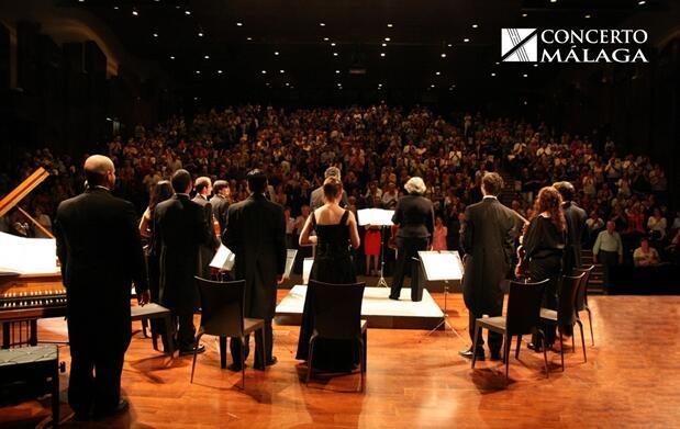 Menú en Patios de Beatas e invitación a Concerto Málaga