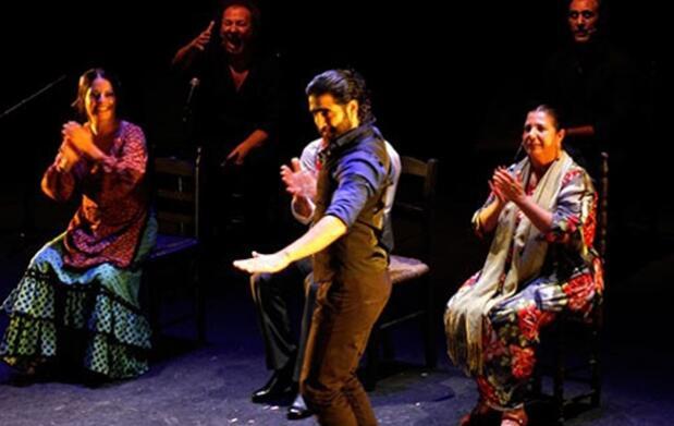 Vive el espectáculo 'Respiro Flamenco'