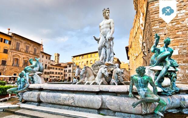 Viaje 7 días Venecia y Florencia