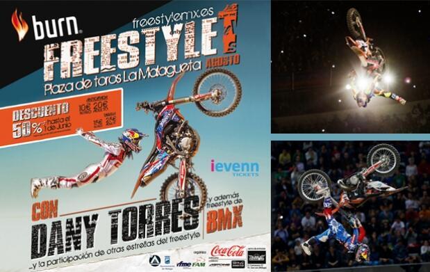Freestyle MX Málaga