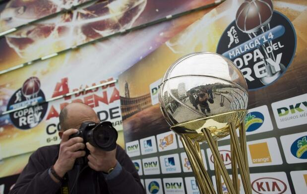 Apoya al Unicaja en la Copa del Rey
