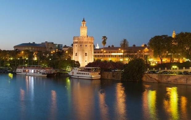 Sevilla, 2 noches + Crucero Guadalquivir