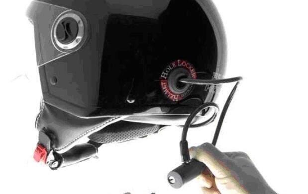 Cascos de moto Helix Hole Locker