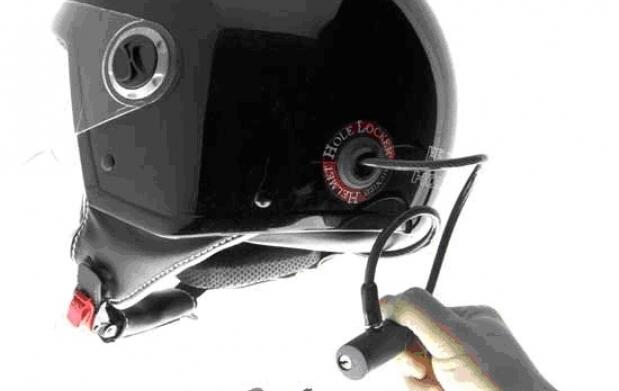 Cascos de moto Helix Hole Locker