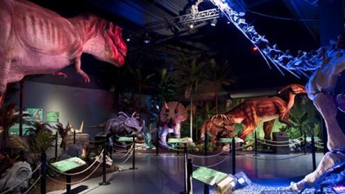 Entrada para Expo Jurásico en Marbella
