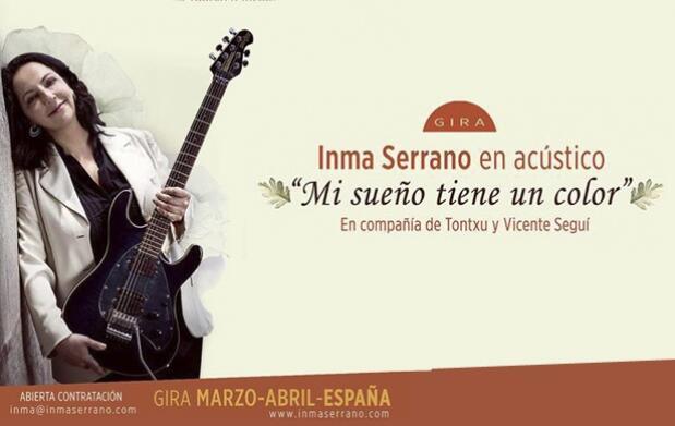 Inma Serrano y amigos en concierto