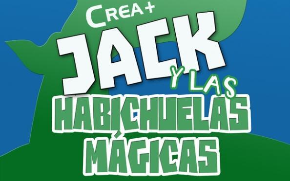 Entrada para el teatro infantil Jack y las habichuelas mágicas