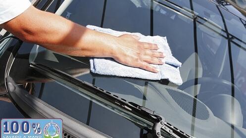 Limpieza a mano completa en el CC Málaga Plaza
