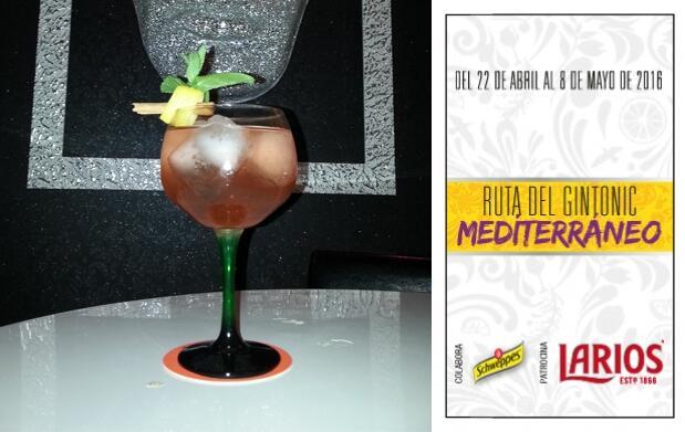 2 Gin-Tonics en Café Lemour