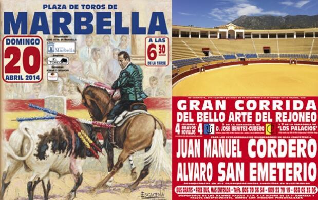 Espectacular corrida de Toros en Marbella