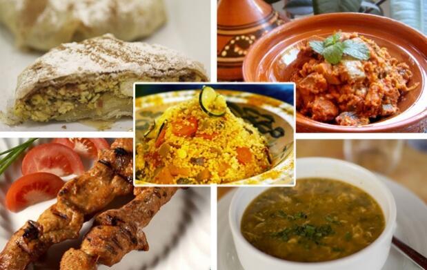 Elige tu menú para 2: Parrillada, Árabe, Arroces o Pescado