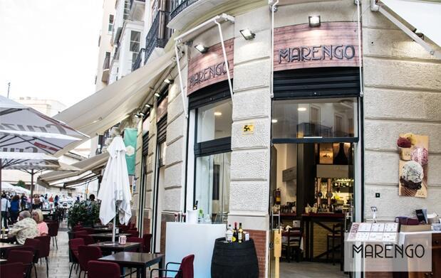 Delicioso menú para 2 en el centro de Málaga