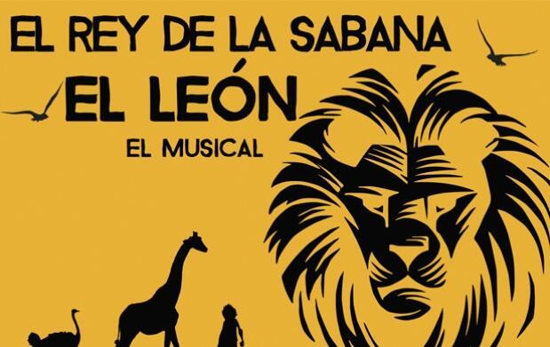 Entradas para el Musical El Rey de la Sabana