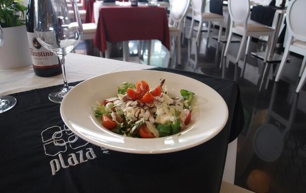 Invitaciones al Festival de Málaga y menú para 2 Lounge Bar Plaza