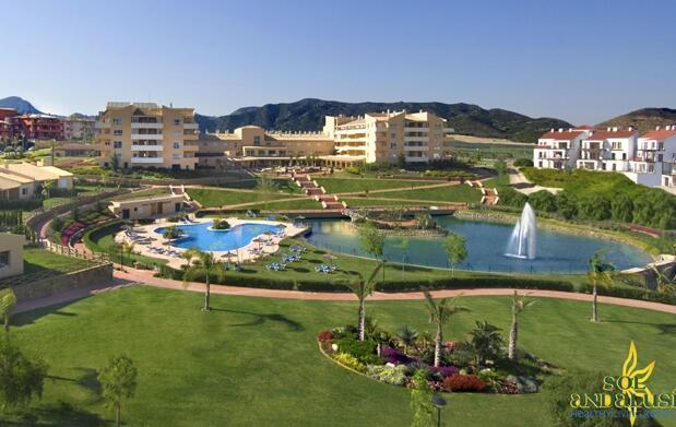 Relájate: 2 noches y spa en Sol Andalusí