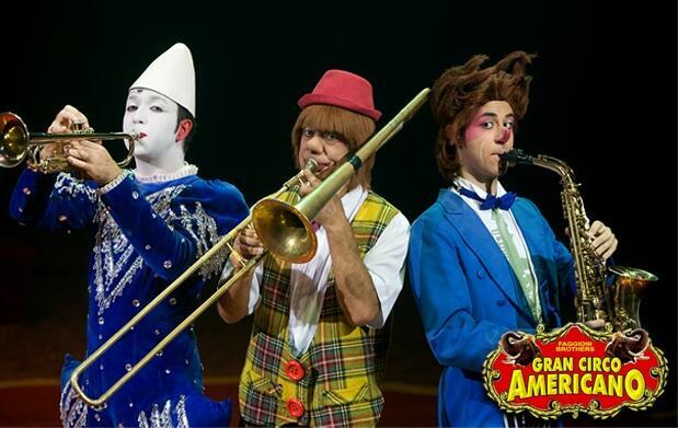 Ven al Gran Circo Americano en Málaga