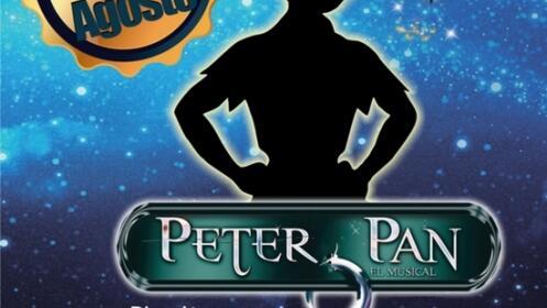 Entrada para Peter Pan El Musical