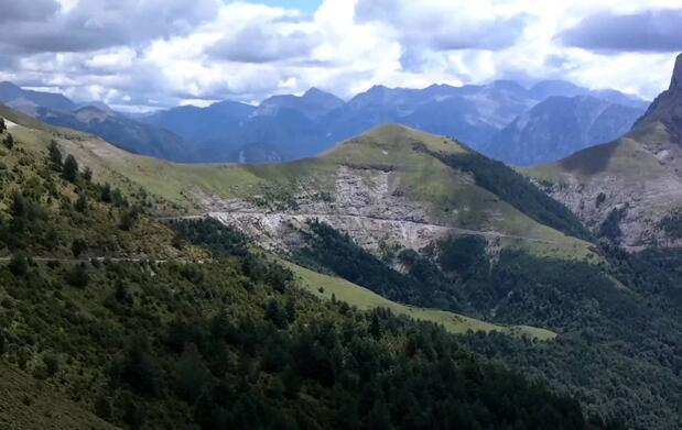 Circuito 7 días por Pirineo, Lourdes y Andorra