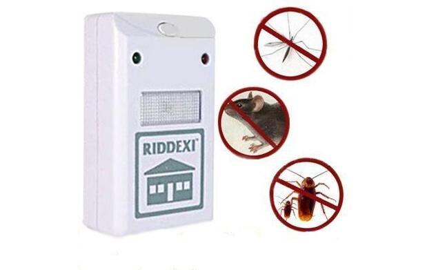 Repelente Riddex Plus