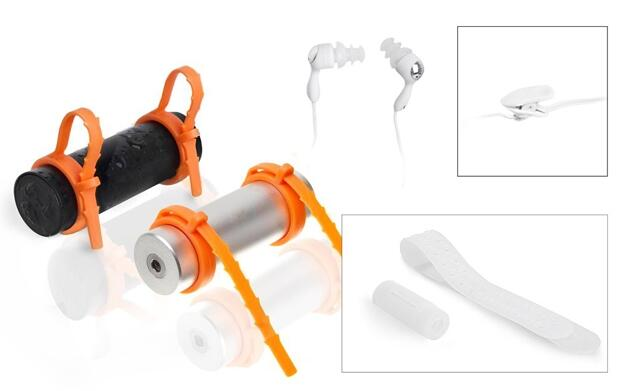 Reproductor de MP3 acuático de 4GB