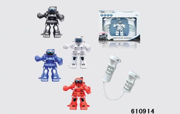Robot de Batalla en varios colores