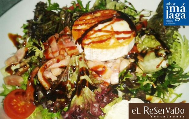 Últimos días del Menú para 2 con 'Sabor a Málaga'