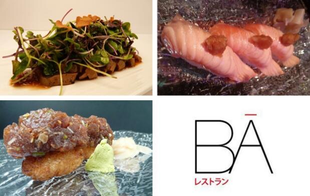 Menú para 2 en Restaurante Japonés Ba