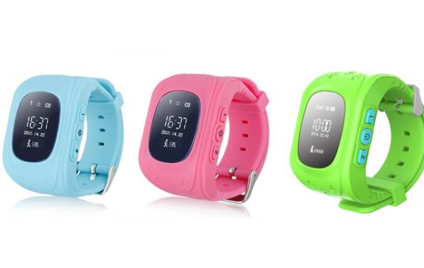 Smartwatch GPS para niños