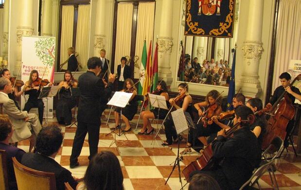 Música de cámara en Sala María Cristina
