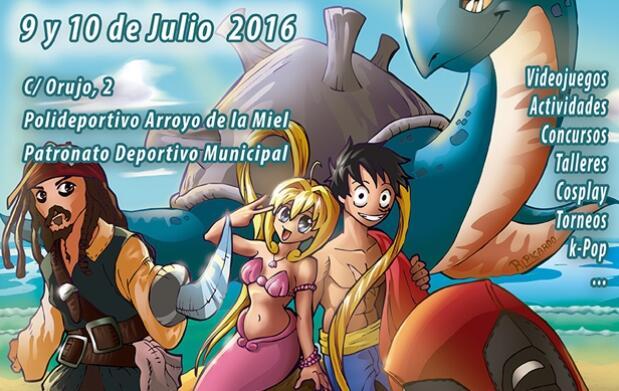 Entradas para Chibi Salón Manga de Málaga edición Benalmádena
