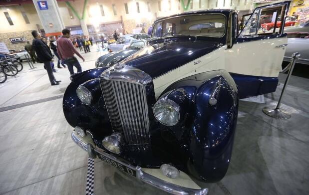 III Salón del Vehículo Clásico, de Época y de Colección