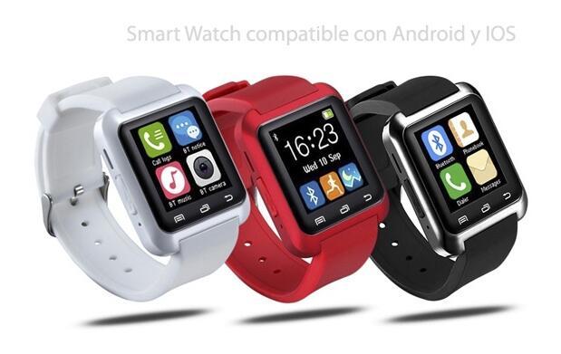 Smart Watch compatible con Android y IOS