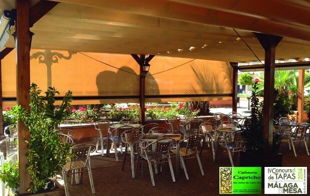 Plan para 2: Tapas gourmet y bebidas en El Capricho