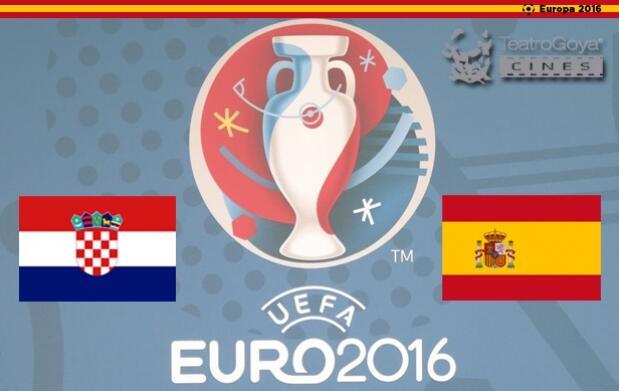 Eurocopa de Cine: Croacia Vs España + 3 horas parking