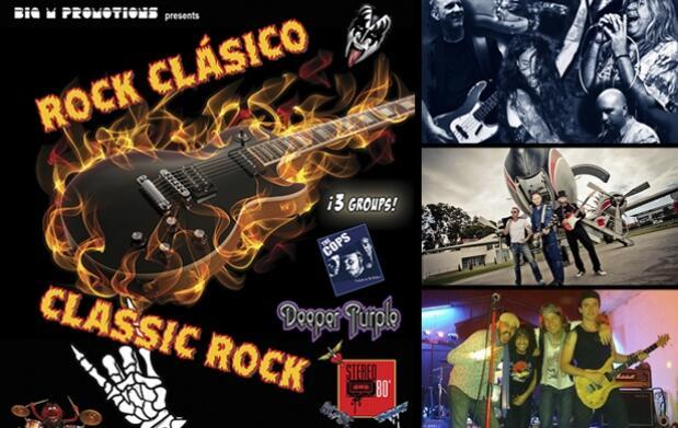 Entradas concierto Noche de Rock Clásico