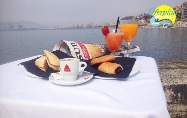 Desayuno en el Balneario con Diario Sur