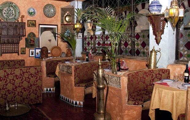 Menú árabe para dos con Ribera del Duero