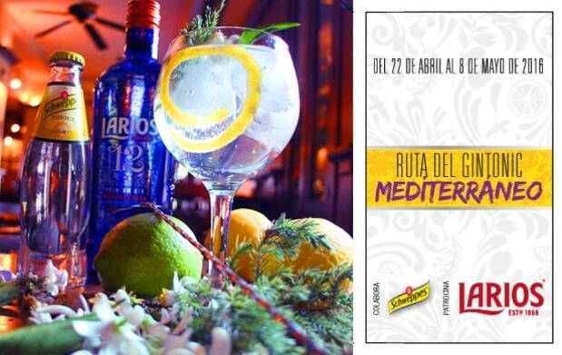 2 Gin-Tonics en El Anticuario