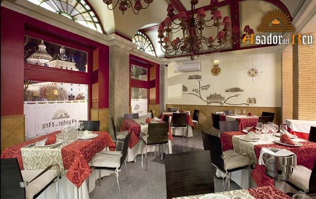 Noche y Cena para 2 en El Escorial