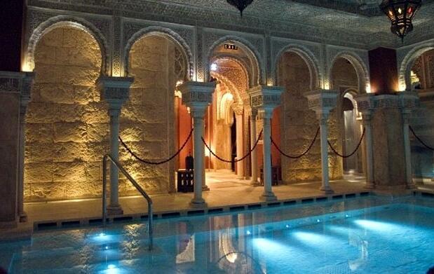 Circuito termal con baño turco y masaje