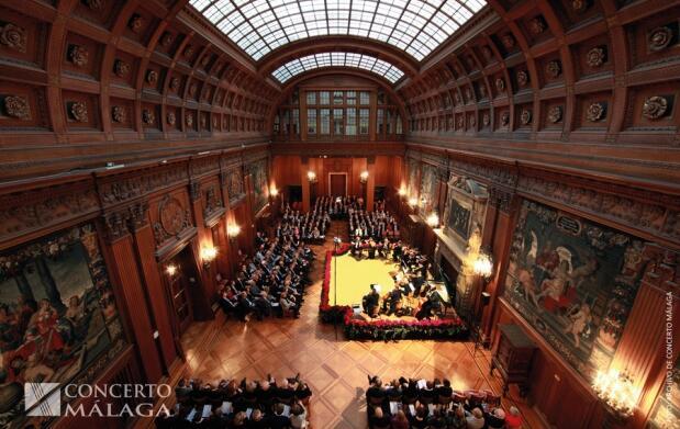 ¡Plan para 2! Menú y Concerto Málaga