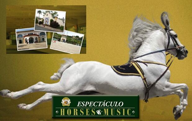 Horses&Music, arte ecuestre en Estepona