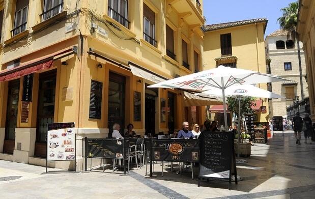 4 tapas 'Alcachofas' en Café de L'Abuela