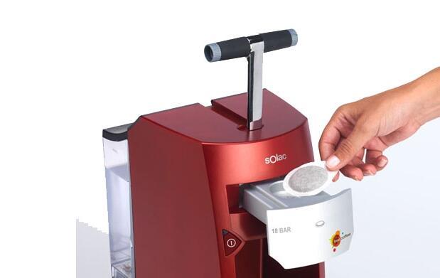 Regala esta cafetera espresso Solac